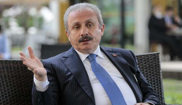 TBMM Başkanı Mustafa Şentop'tan Ayasofya açıklaması!
