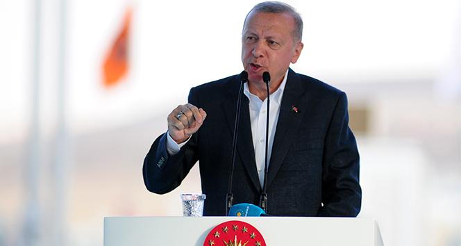 Cumhurbaşkanı Erdoğan, Ankara-Niğde otoyolunun açılışına katıldı