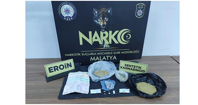 Malatya'da uyuşturucu satıcılarına büyük darbe: 6 kişi tutuklandı