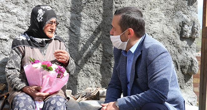 Asırlık nine Cumhurbaşkanı Erdoğan'ı göremeden vefat etti