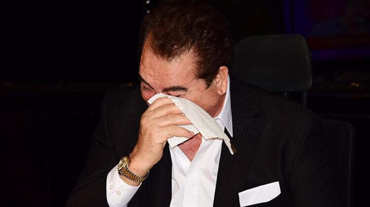 İbrahim Tatlıses'in gözyaşları: Ölsem de para istemem!