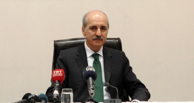 AK Partili Kurtulmuş: 'Karabağ'ın yeniden canlandırılması için Türkiye Azerbaycan'ın yanında olmaya devam edecek'