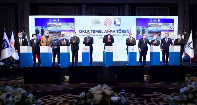 İstanbul'da 5 ilçede 6 okul inşa edilecek
