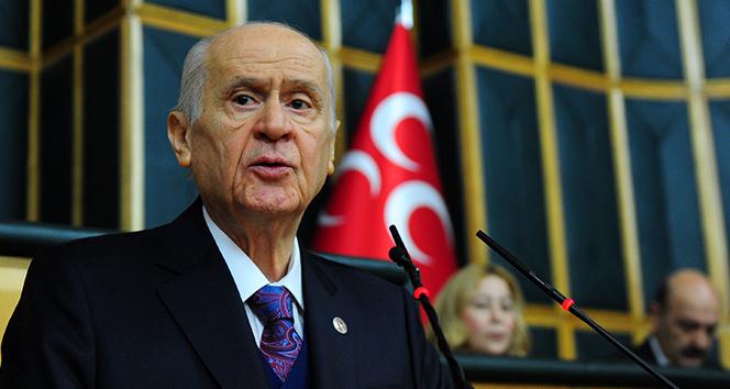 MHP Lideri Bahçeli: 'Cumhur İttifakı'nı bozmayı hiçbir şart altında aklımın köşesinden geçirmem'