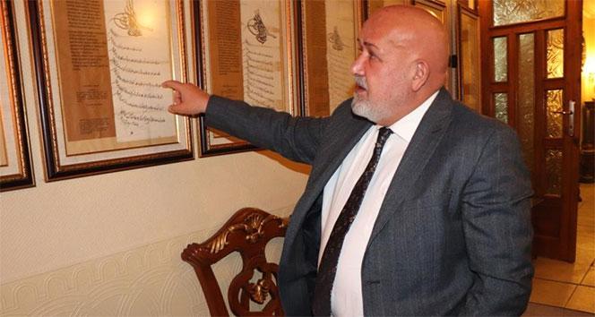 Siirt'te Osmanlı padişahlarına ait fermanlar tarihe ışık tutuyor