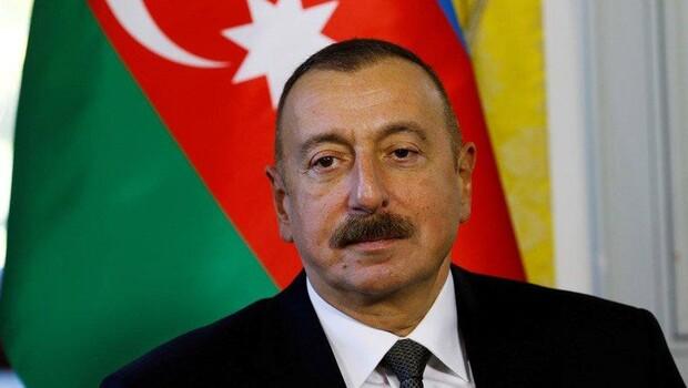 Aliyev'den Erdoğan'a helikopter kazasındaki şehitler için başsağlığı mesajı