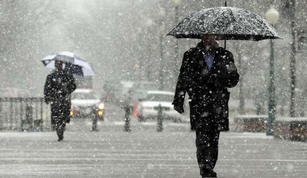 Meteoroloji'den açık açık uyardı! Şiddetli kar ve yağmur geliyor, tüm Türkiye'yi vuracak